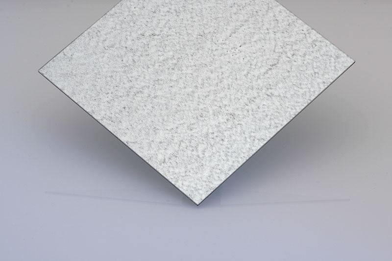 Stahlplatte verzinkt